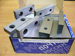 Ножи К СМЖ-172 для рубки арматуры